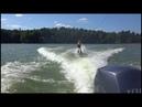 9 лет время встать на водные лыжи