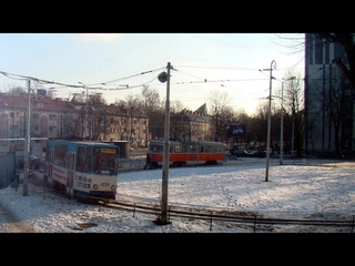 Калининградский трамвай редкие фото
