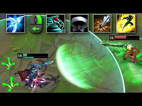 PERFECT HIGH APM KITING Best Kiting Outplays League of Legends
