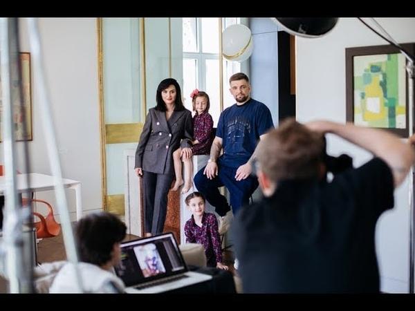 В гостях у Басты: дом музыканта Василия Вакуленко и его семьи