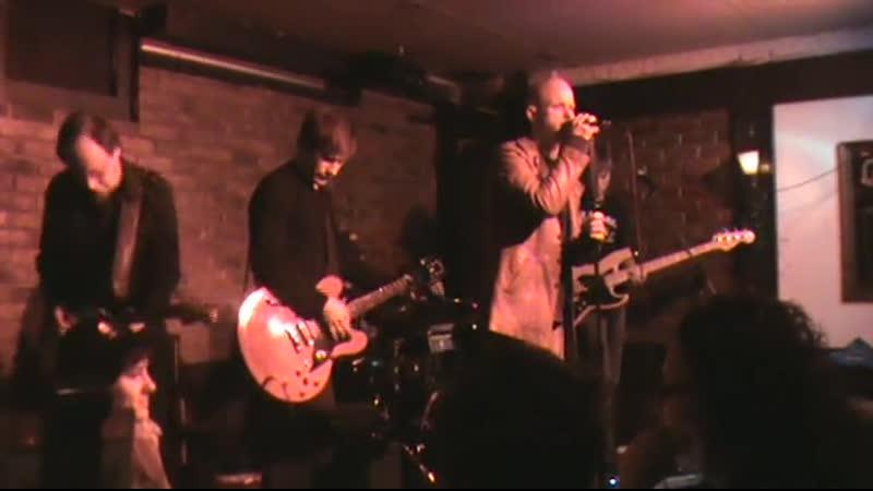 Jam night with Tom Barlow band U2 tune One love