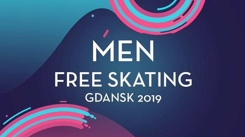 Daniil Samsonov (RUS) | Men Free Skating | Gdansk 2019