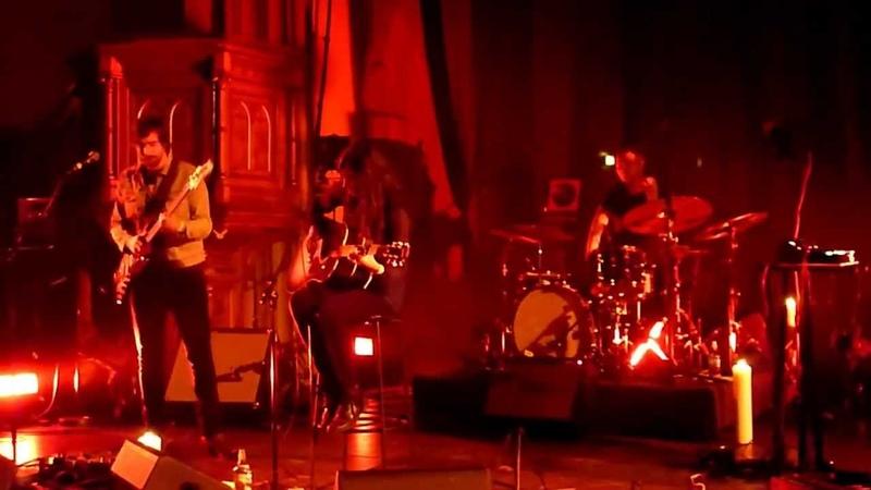 Monica Heldal - Scarlet (live) - Kulturkirken Jakob (by:Larm( - 14-02-2013