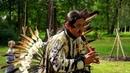 Фантастический танец индейца Индеец Руна Кай 816