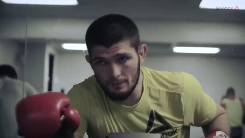ЛУЧШИЙ БОЕЦ ХАБИБ НУРМАГОМЕДОВ МОТИВАЦИЯ ДЛЯ БОЙЦОВ Тренировка UFC