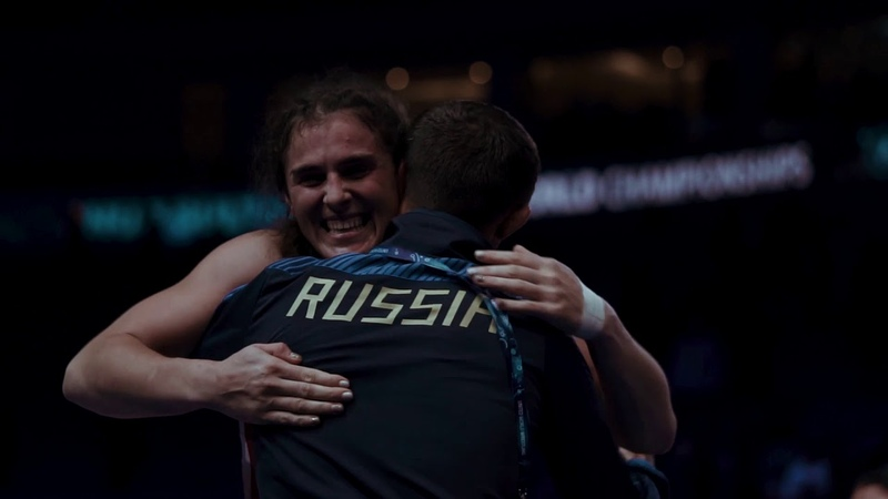 The Most Dominant Wrestling Nation in the World Russia
