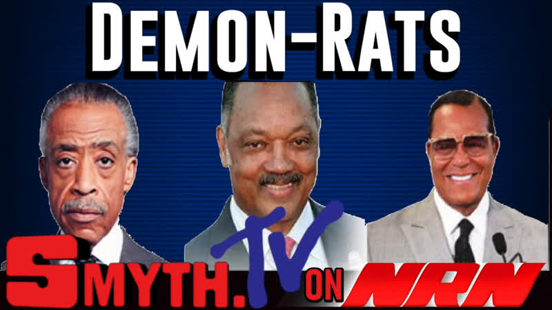 SmythTV TuesdayThoughts Racist Obama and Biden Al Sharpton Fraud
