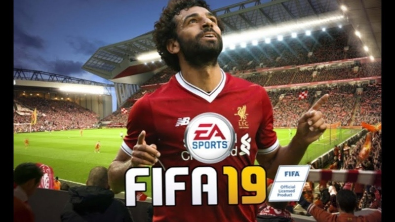 SKILLS MOHAMED SALAH EN⚫ FIFA 2K19 HD 💪