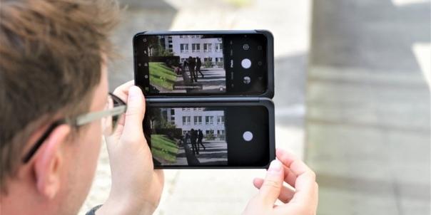 LG G8X ThinQ — флагманский смартфон с