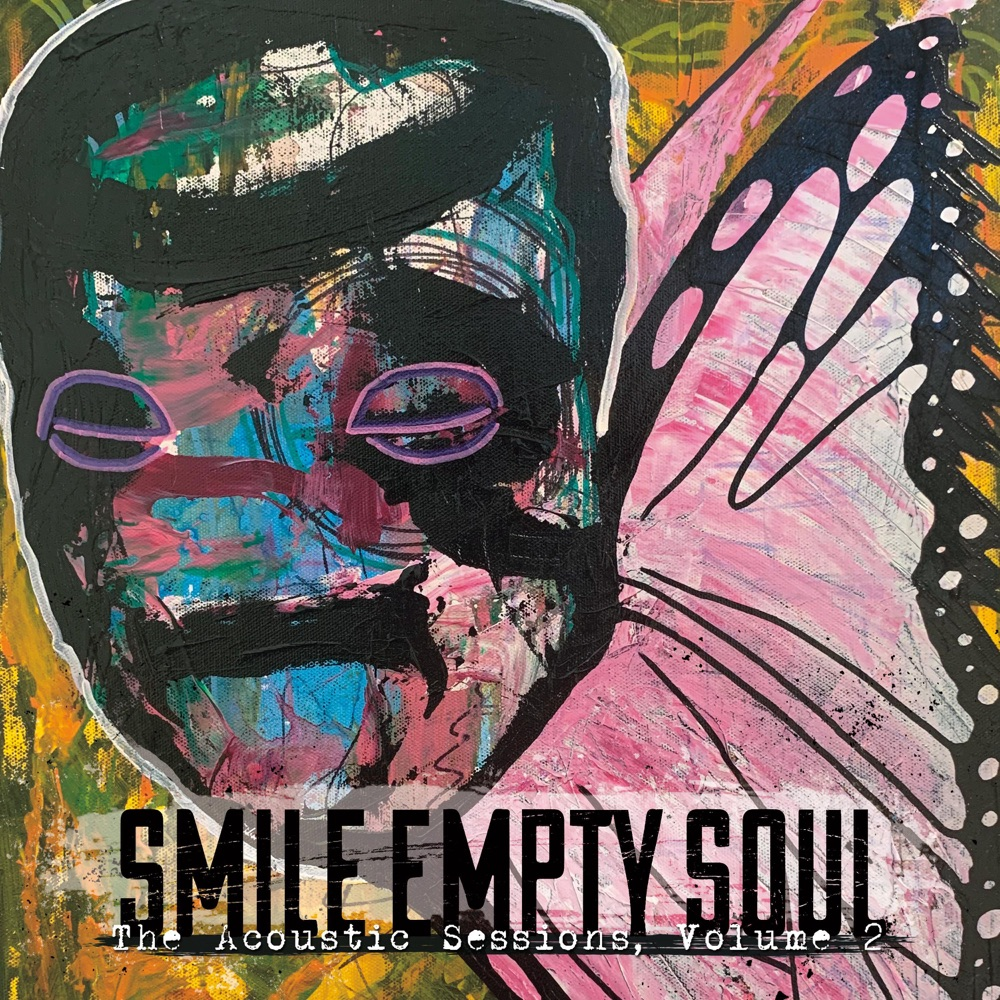 Smile Empty Soul - The Acoustic Sessions, Vol. 2 (EP)