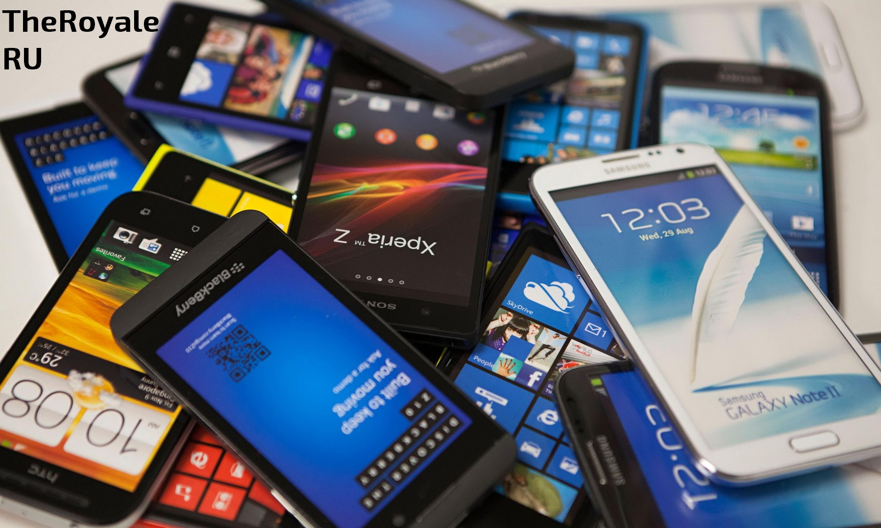 Зарабатывай на мобильном устройстве