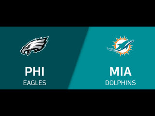 Nfl 2019-2020 / week 13 / philadelphia eagles miami dolphins / en
