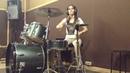 Артёмова Виктория, 21, Москва, Royal Hunt - River Of Pain (drums cover, DU2019)