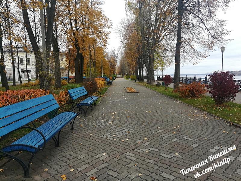 Коллективная улица на карте Кинешмы с номерами домов — MapData.ru | 600x800