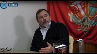 Slobodan Stojičević: Bivši lopovi sad su borci za istinu, a negdašne patriote izdajnici U CENTAR