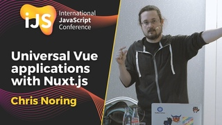 Universal Vue applications with  | Chris Noring