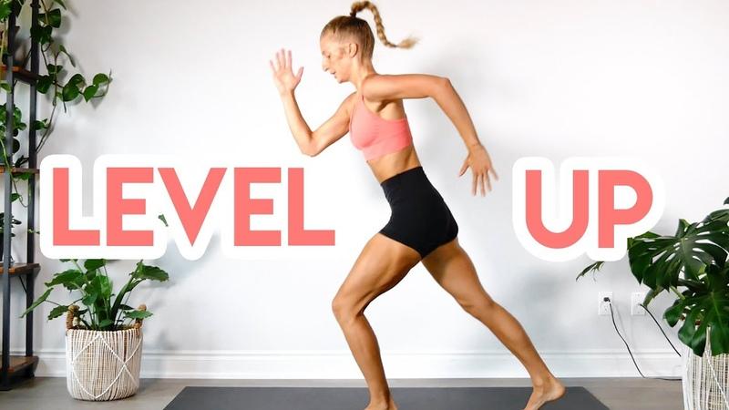 Ciara - Level Up CARDIO FAT BURN WORKOUT ROUTINE
