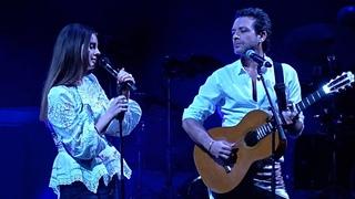 "Lana Del Rey & Adam Cohen cover Leonard Cohen's ""Chelsea Hotel,"" live at The Greek, 10/6/2019 (HD)"