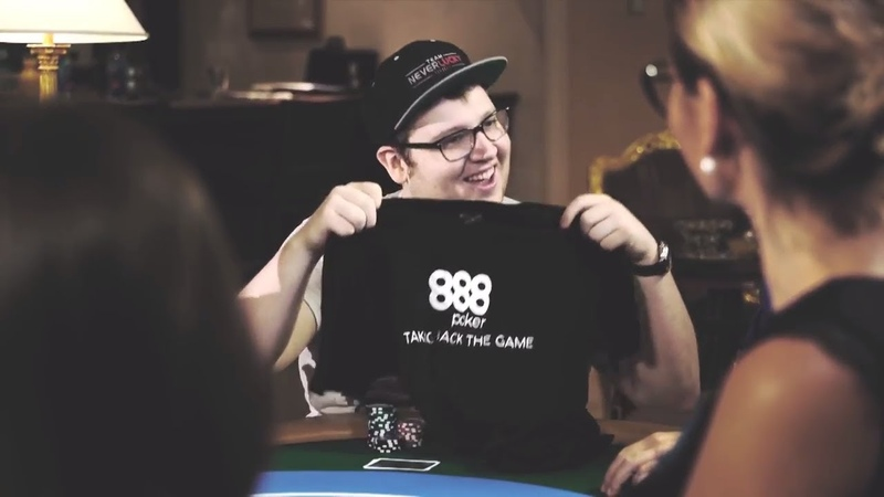 From Now on You're Calling the Shots 888Live London 888poker