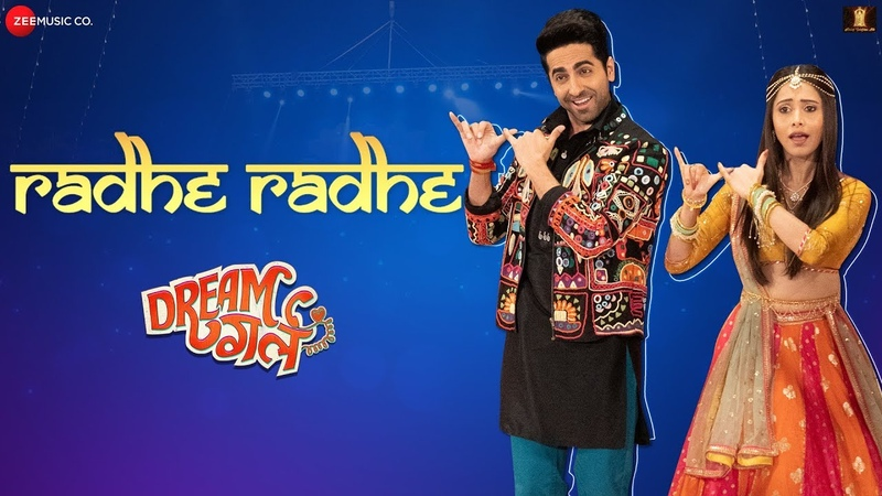 Radhe Radhe Dream Girl Ayushmann Khurrana Nushrat Bharucha Meet Bros ft Amit Gupta Kumaar