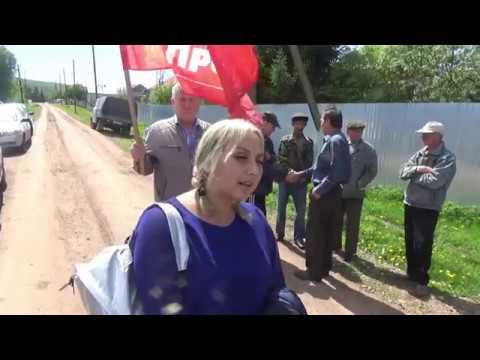 Экологический бандитизм в Белебеевском районе РБ