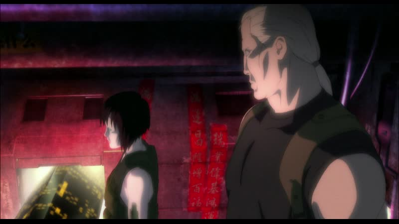 Призрак в доспехах 2 - Невинность(Ghost in the Shell 2 - Innocence) - 2004 год (RUS озвучка) (кибер фантастика, Эпичные Аниме)