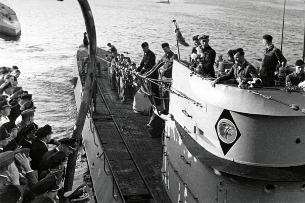 Что едят подводники в походе фото