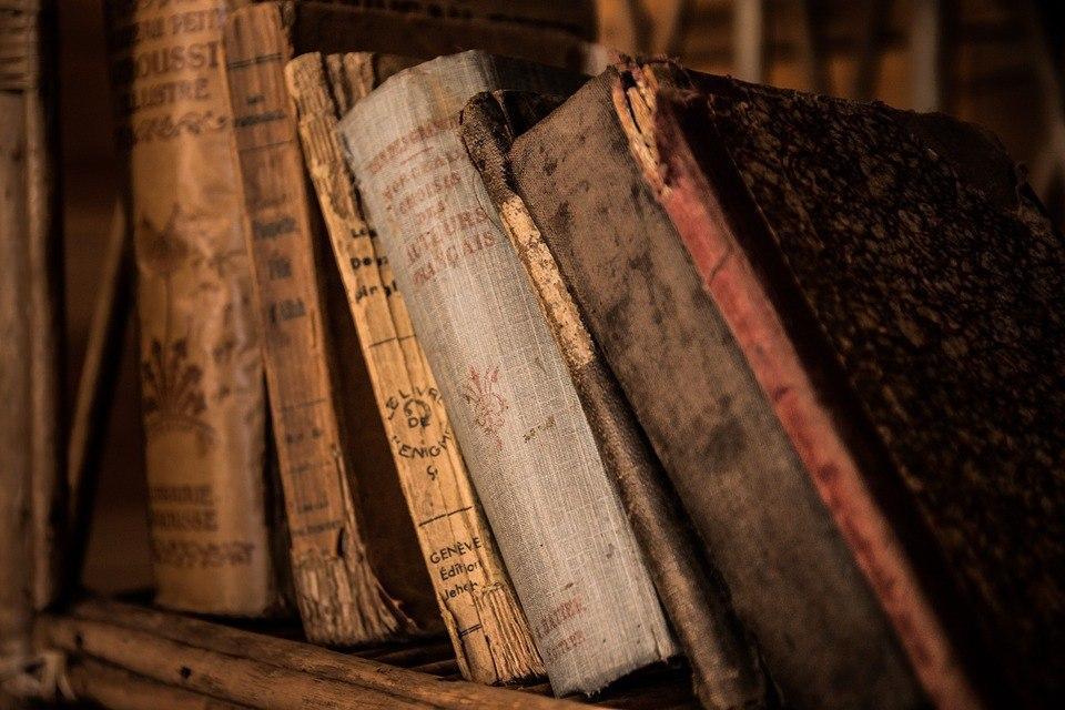 Читатели библиотеки на Жигулевской разберут списанные книги