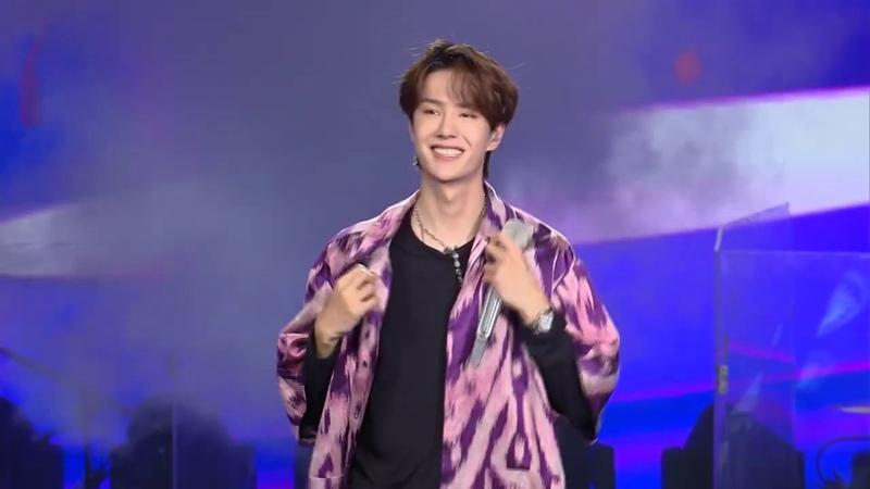 Wang YiBo Vương Nhất Bác hát T i là một viên kẹo nổ I m a Pop rocks candy