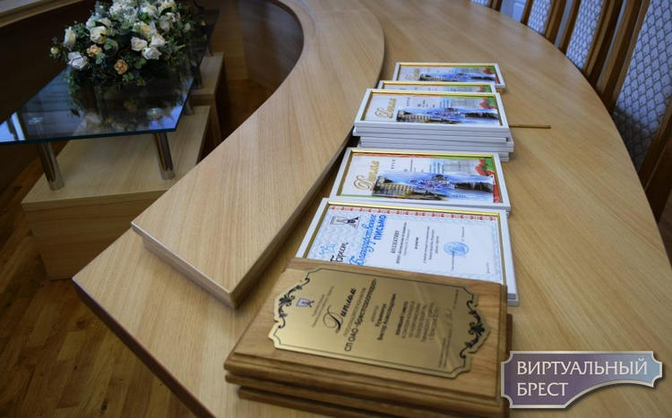В Ленинском районе г. Бреста подведены итоги смотра-конкурса по благоустройству