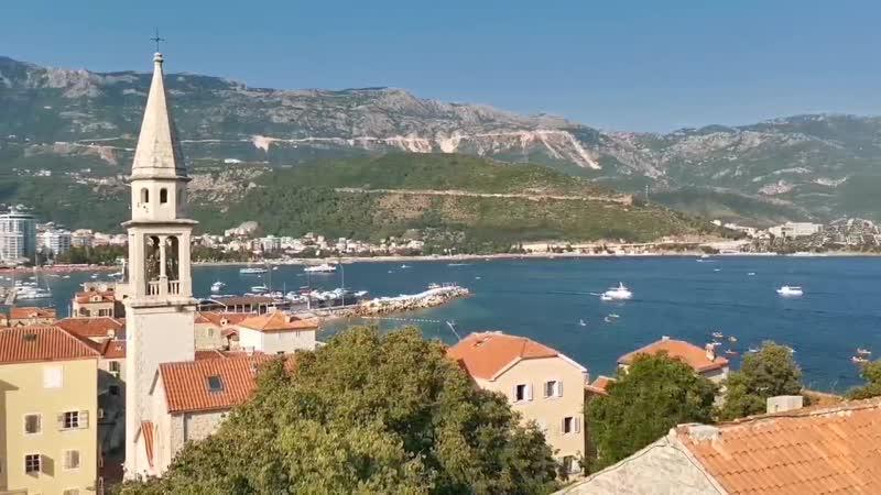 Будва. Черногория. Budva. Montenegro.