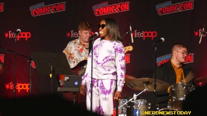 Estelle Sings Isn't It Love True Kind of Love from Steven Universe NYCC 2019