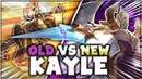 OLD KAYLE Vs. NEW KAYLE! DID RIOT RUIN HER! 🤔 Voyboy