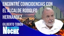 Gilberto Tobón, encontré coincidencias con el alcalde Rodolfo Hernández - Nos cogió la noche