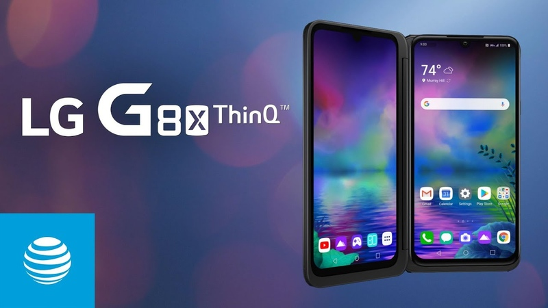 LG G8X ThinQ™ and LG Dual Screen | Full Features and Specs | ATT