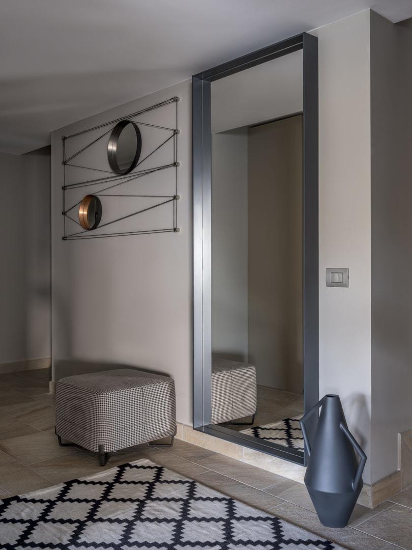 Квартира на берегу озера Лугано, 330 м² от Екатерины Бегичевой || 02