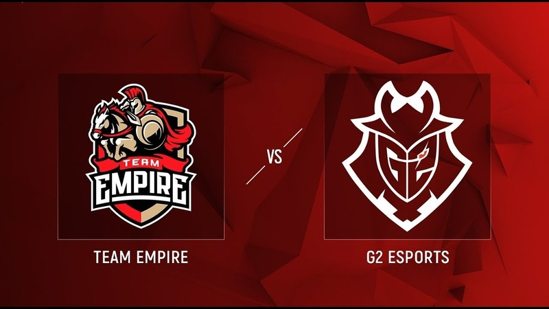 Team Empire vs G2. Six Major Raleigh 2019