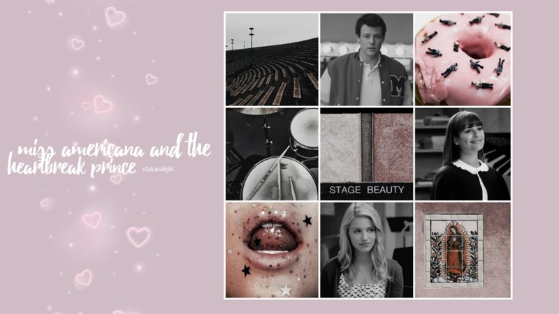 Rachel finn quinn | miss americana and the heartbreak prince