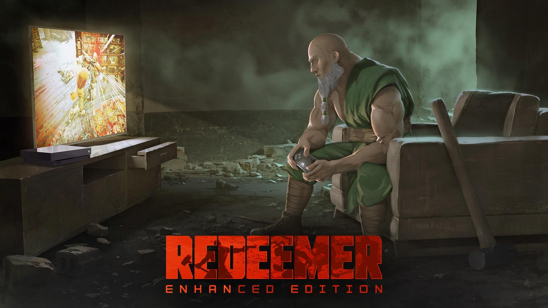 REDEEMER Xbox One