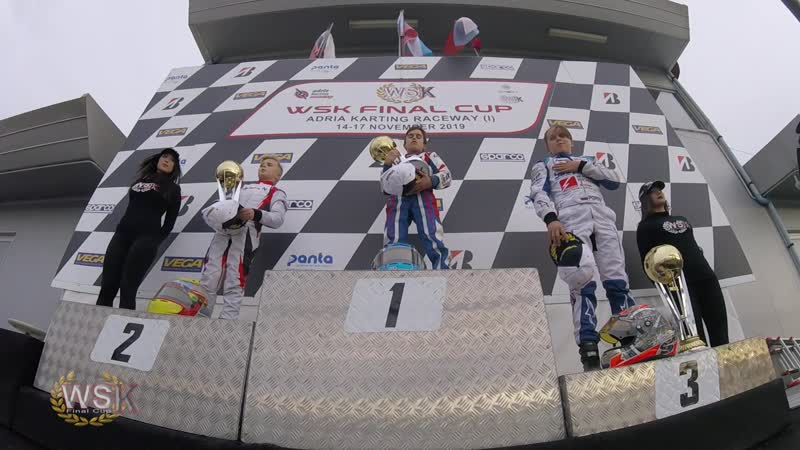 Wsk final cup report 19