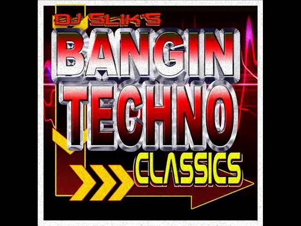 Dj SLik OLD SCHOOL Chicago Style TECHNO mix WBMX