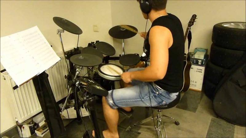 Bon Jovi It s My Life Yamaha DTX 520k