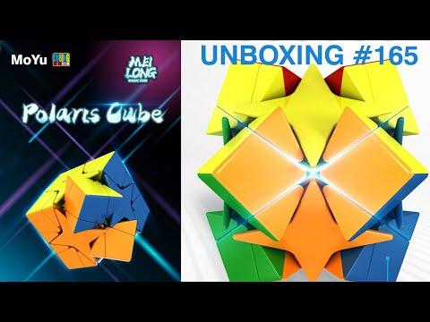 Unboxing №165 MoYu MeiLong Polaris Cube
