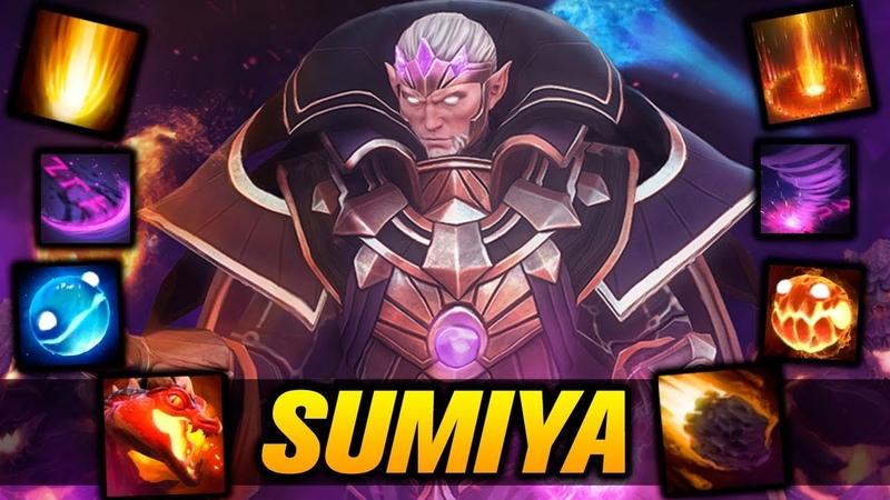 SUMIYA GODLIKE INVOKER