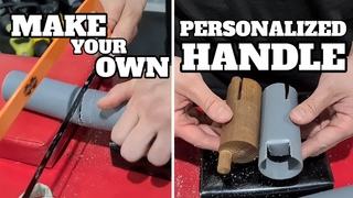 How to Make Your Own Personalized HANDLE (for the Most Complete Exercise)