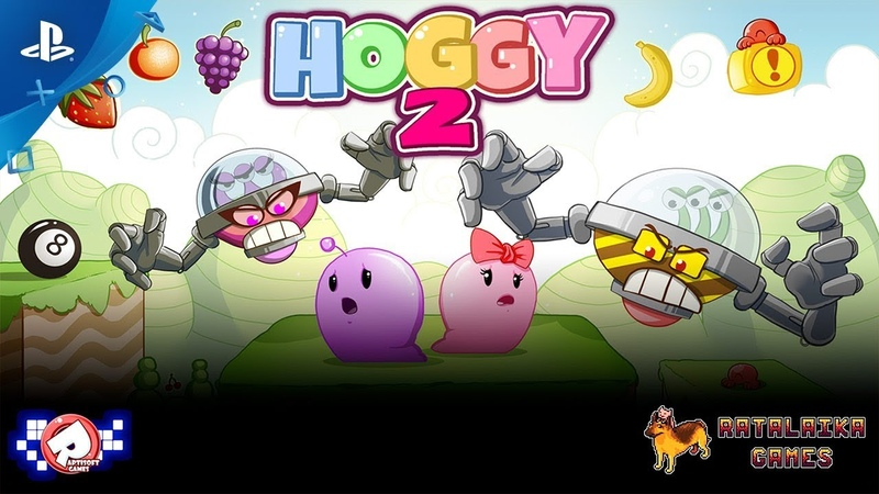 Hoggy 2 - Gameplay Trailer | PS4, PSVita