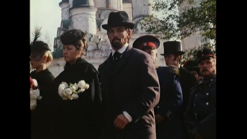 На ножах 10 серия (1998)