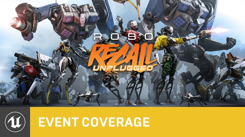 How Drifter Optimized Delivered Robo Recall for Oculus Quest | Unreal Dev Days 2019