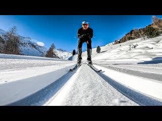 XC Skiing Livigno