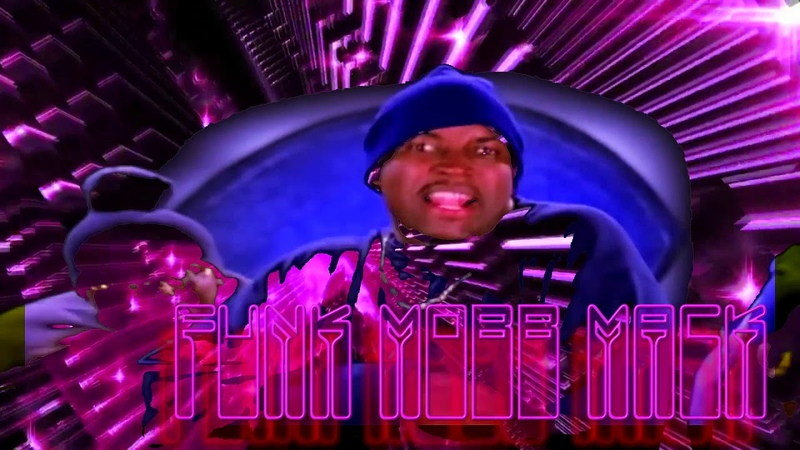THE MOSSIE NOBODY CAN BE YOU BUT YOU 1997 **FUNK MOBB** **REMIXX**